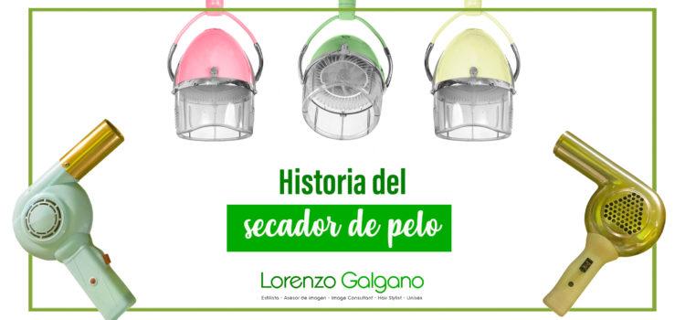 Historia del secador de pelo