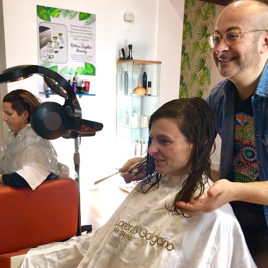 peluquería málaga
